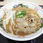 中華そば まるいち - 料理写真:中華そば