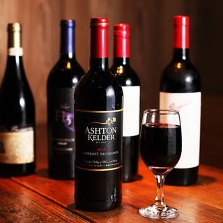 【ボトルワインが2000円~】