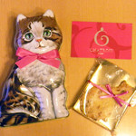 シャトロワ - 肉球フィナンシェと猫クッキー