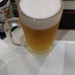55727965 - 生ビール 350円(税別)♪