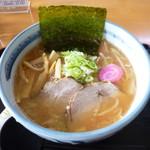 めん喰い - 海老塩ラーメン 730円