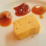 創作・郷土料理 ぽるとふぃーの - 出汁巻き卵と豚味噌3種類