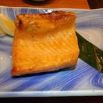 札幌銀鱗 - 鮭ハラス焼