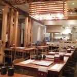 札幌銀鱗 - 店内