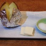 札幌銀鱗 - ジャがバター