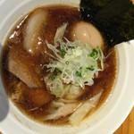 拉麺 弁ten - 特製醤油ラーメン