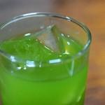 旬彩和食 稀。 - 健康緑茶