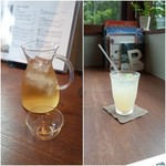 qilin - 2016.8 蜜糖香とジンジャエール