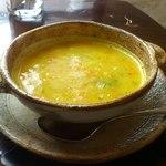 カフェ・グレ - ジャガイモスープ