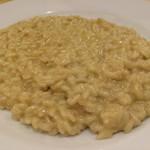 イルチッチォーネ - アクアパッツァのスープのリゾット