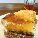 ケーキアンドカフェシャロン - アップルパイ