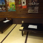 串焼はるちゃん - 店内(座敷)