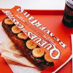ビーバーテイルズ - バナナチョコレートペストリー