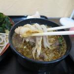 蕎麦いっきゅう - 2016.9