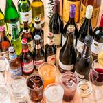 カリフォルニアラウンジ - ドリンク写真:多彩な飲み放題