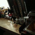 チャオサイゴン - 内観:コーヒーサーバー
