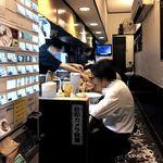 東京麺珍亭本舗 - 店内 2016.9.1