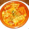 オリーバ - 料理写真:通好みのカジョス(牛胃の煮込み)
