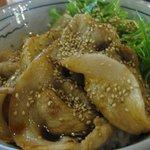 ななかまど - 箱根丼 ¥1300-