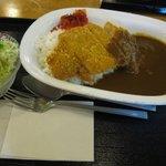 ななかまど - カツカレー ¥1300-