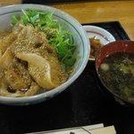 ななかまど - 箱根丼