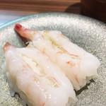 回転寿司 ぱさーる - 甘えび