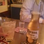 エイティーズロックバーフリーク - 乾杯!R様はテキーラです(°∀°)