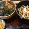 廣瀬屋 - 料理写真:ミニ丼ランチ780円