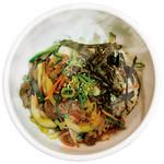 絶品プルコギ丼(スープ付き)