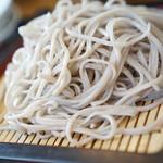 そば廣 - 料理写真:とろろつけ蕎麦1150円