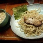 つけ麺 紫匠乃 - 紫つけ麺(並盛)(780円)