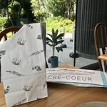 ル・シュクレクール - 2016年9月 パンの袋