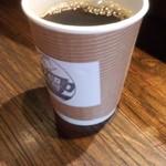 アポロ - ホットコーヒー(350円)