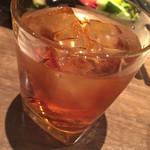 月ひめ - 梅酒ロック