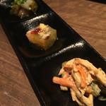 月ひめ - 前菜