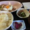 は松 - 料理写真:竜田揚げ定食