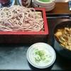 椿そば処 - 料理写真:皮かしわセイロ
