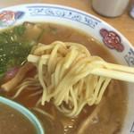 丸三 - 平成28年8月23日中華そば麺