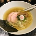 Tonari - 「鶏そば」800円