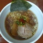 らぁめん たむら - 料理写真:和風鶏がららぁめん800円