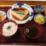 こばやし - 煮魚御膳(1080円)