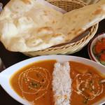 インド料理 チャダニー - ダブルカレー