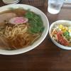 雅 - 料理写真:ラーメンと半炒飯のセット