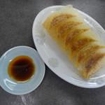 来山軒 - 料理写真:ギョーザ