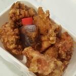 中国料理 布袋 - テイクアウトザンギ5個 550円