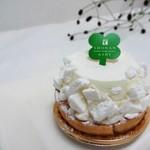 フランス菓子 葦 - レモンタルト