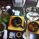 粋花亭 - 生レバー・陶板焼・蟹チゲ鍋・秋刀魚など