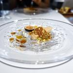 レストラン ローブ - フォアグラ 無花果