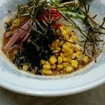 中華料理絋月 - 『冷やし中華 ゴマだれ』¥900-
