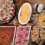 ガストーラ - 料理写真:立食パーティープラン 料理一例
